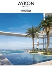AYKON Hotels interior design by Roberto Cavalli