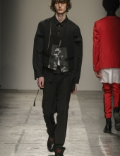 The Punk revolution in Isabel Benenato's Fall-Winter 2019-20 collection