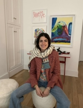 Leandra Medine wore Mango