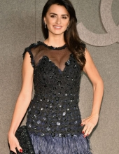 Penelope Cruz at Chanel The Paris New York 2018-19 Metiers d'art collection