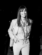 Caroline de Maigret at Chanel The Paris New York 2018-19 Metiers d'art collection