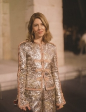 Sofia Coppola at Chanel The Paris New York 2018-19 Metiers d'art collection
