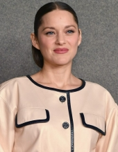 Marion Cotillard at Chanel The Paris New York 2018-19 Metiers d'art collection