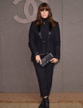 Power with Penelope Cruz at Chanel The Paris New York 2018-19 Metiers d'art collection
