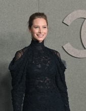 Christy Turlington at Chanel The Paris New York 2018-19 Metiers d'art collection