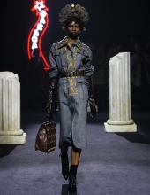 Moschino Woman Fall Winter 2019/20 Pre Collection and Men's Fall Winter 2019/20 collection