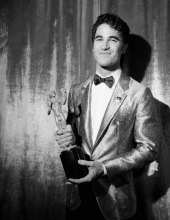 Darren Criss attends the 25th Annual Screen ActorsGuild Awards at The Shrine Auditorium on January 27, 2019 in Los Angeles, California.