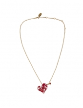 Vivienne Westwood jewelry mini collection Sliced Heart