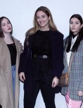 Maria Elena Zannini, Maria Teresa Verderami, Camilla Valentini . Simonetta Ravizza guests