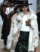Simonetta Ravizza Fall Winter 2019/20 collection (photo by Giorgio Cavestro)